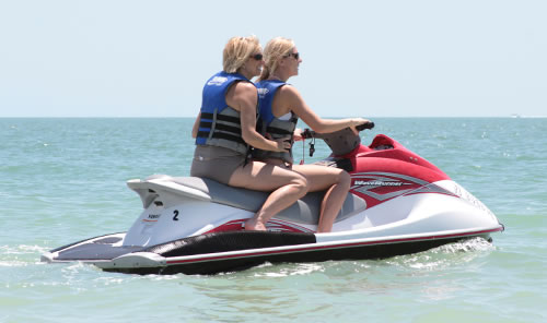 jet ski in naples florida and bonita springs