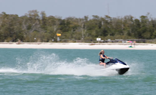 jet ski in naples florida