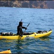 Malibu X Caliber Sit on Top Kayak