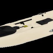 X-Caliber-Fishing-Kayak-Sand-Angle-View