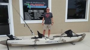 kayak storage florida