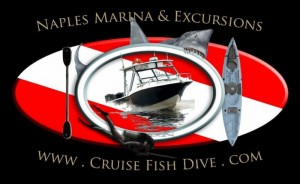 naples marina and excursions dive logo