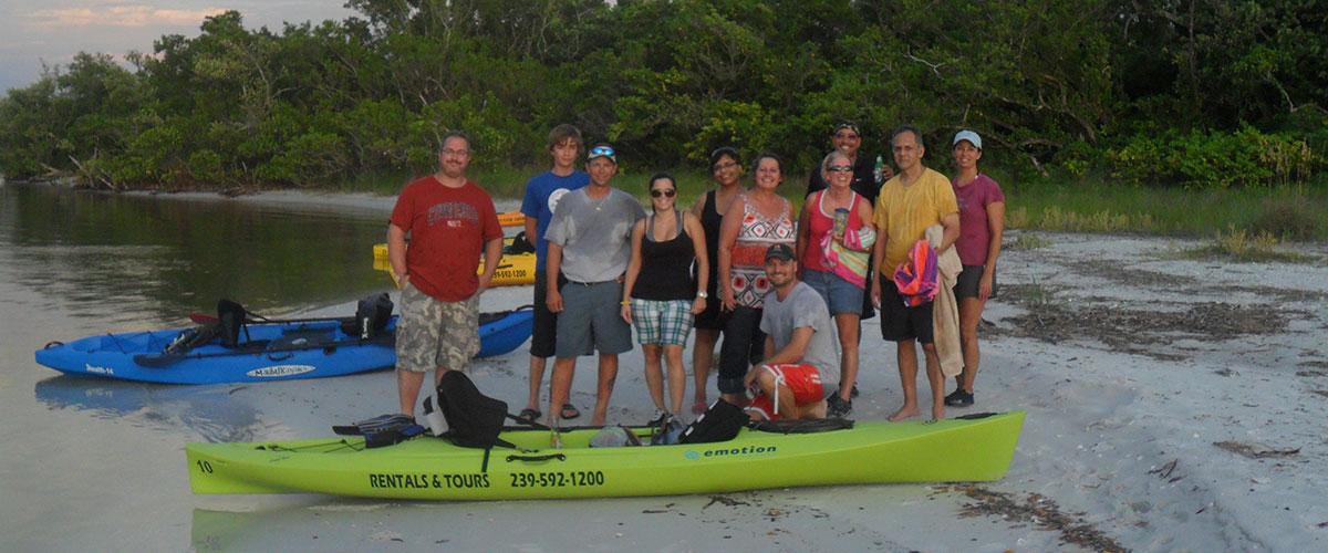 slide-kayak