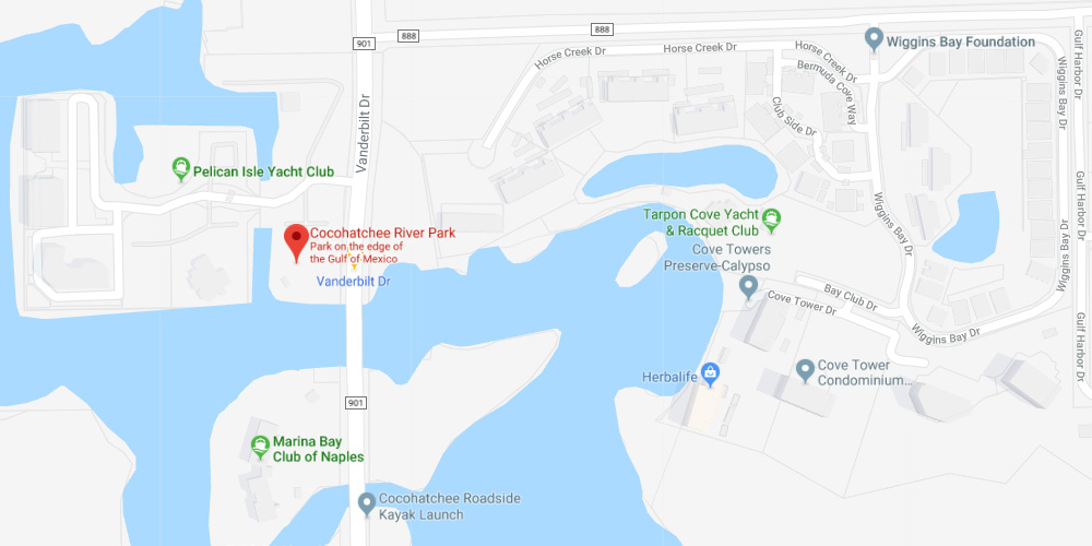 Cocohatchee-River-Park-Marina-&-Kayak-Launch