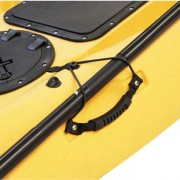 malibu kayak paddle storage