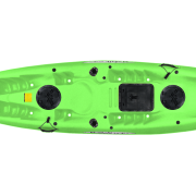 Malibu pro 2 tandem fish and dive kayak